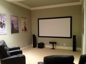 home-theater-screen-Charlotte-NC