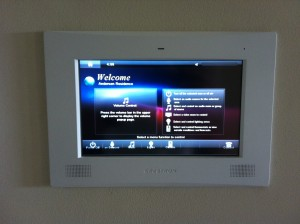 in-wall-touch-screen-Charlotte-NC